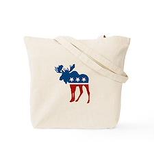 Sarah Palin Moose Tote Bag