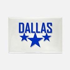 Funny Dallas Rectangle Magnet (10 pack)