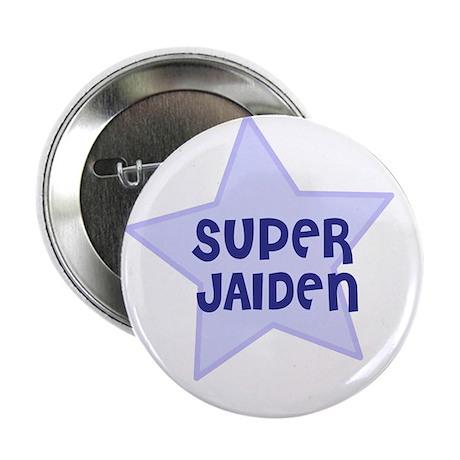 """Super Jaiden 2.25"""" Button (10 pack)"""