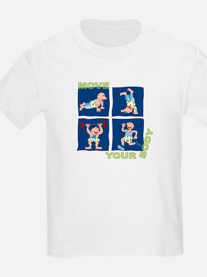 I Love Sport Kids T-Shirt