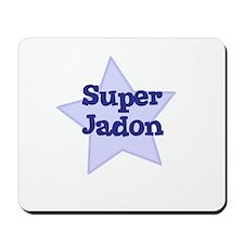 Super Jadon Mousepad