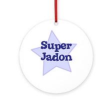 Super Jadon Ornament (Round)