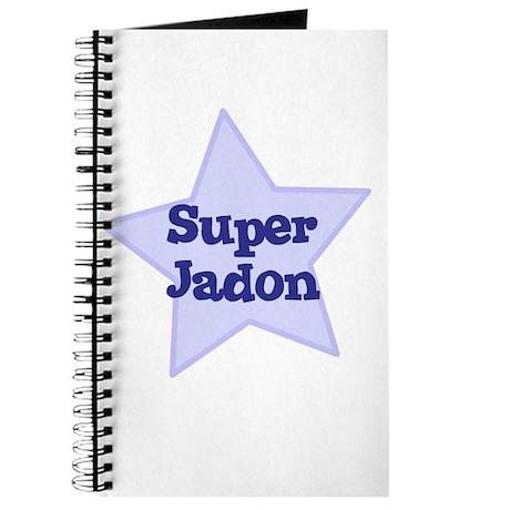 Super Jadon Journal