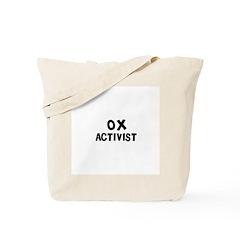 OX ACTIVIST Tote Bag