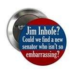 Jim Inhofe is Too Embarrassing For Oklahoma