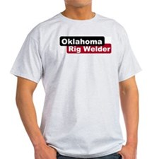 Oklahoma Rig Welder T-Shirt