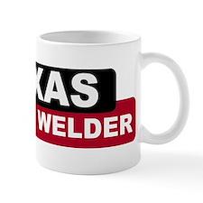Texas Rig Welder Mug