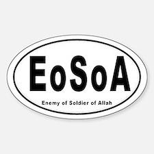 EoSoA Oval Decal