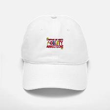 Wife's Agility Addiction Baseball Baseball Cap