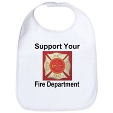 Support Your Fire Department Bib