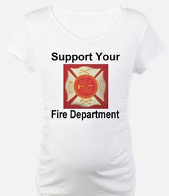 Support Your Fire Department Shirt