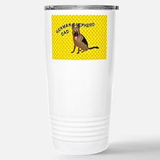 German Shepherd Dad Travel Mug