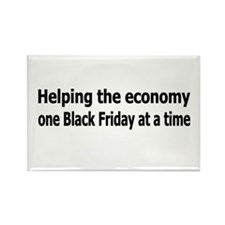 Funny Black friday Rectangle Magnet