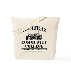 ALCATRAZ COMMUNITY COLLEGE-BA Tote Bag