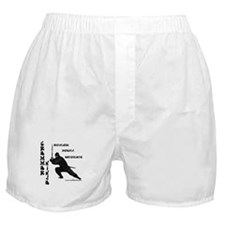 """""""Grammar Ninja"""" Boxer Shorts"""