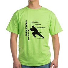 """Grammar Ninja"" T-Shirt"