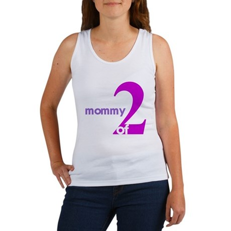 Mommy and Grandma Shirts Women's Tank Top