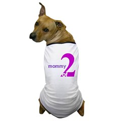 Mommy and Grandma Shirts Dog T-Shirt