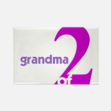 Mommy and Grandma Shirts Rectangle Magnet