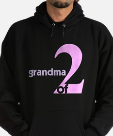 Mommy and Grandma Shirts Hoodie
