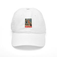 Art Deco Best Seller Baseball Cap