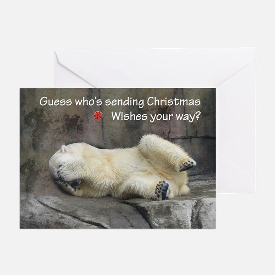 christmas wave Cards (Pk of 20)