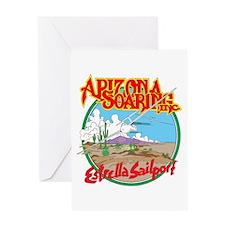 AZ.SOARING Inc. Greeting Card