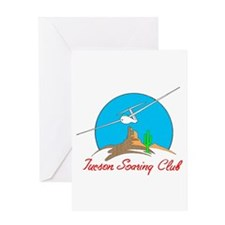 Tucson Soaring Club Greeting Card