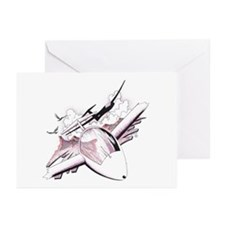 SAILPLANES_Duel Greeting Cards (Pk of 10)