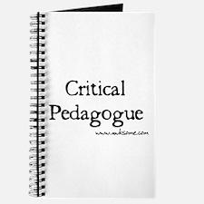 """""""Critical Pedagogue"""" Journal"""