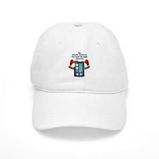 Plastic Pancreas Baseball Cap