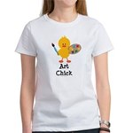 Art Chick Women's T-Shirt