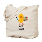 Art Chick Tote Bag