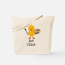 Art Chick Tote Bag