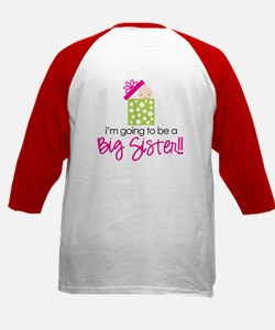 chrismas i'm going to be a big sister Tee