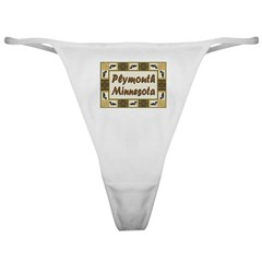 Plymouth Loon Classic Thong
