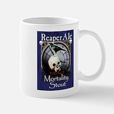 Funny Raven skull Mug