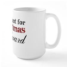 Edward Cullen for Christmas Mug