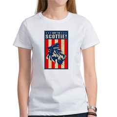 Obey the SCOTTIE! USA Tee