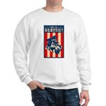Obey the SCOTTIE! USA Sweatshirt