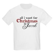 Jacob Black for Christmas T-Shirt