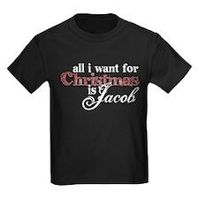 Jacob Black for Christmas T