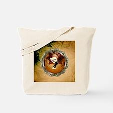 Isis, egyttian design Tote Bag