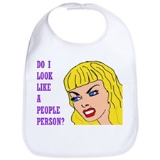 People peson blonde Bib