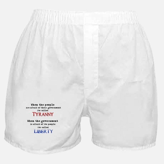Government Boxer Shorts