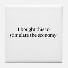 I bought this to stimulate Tile Coaster