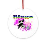 Bingo Panda Spores Ornament (Round)