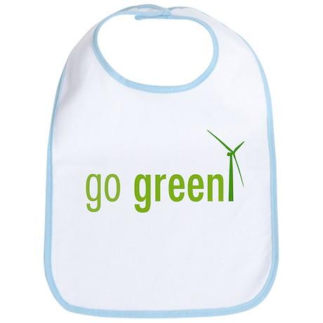 Go Green Bib