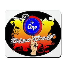 The Disc Mousepad
