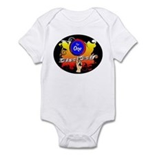 The Disc Infant Bodysuit